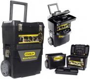 Pojízdný montážní box s kovovými petlicemi 1-93-968
