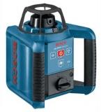 Samonivelační rotační laser Bosch GRL 250 HV Professional SET