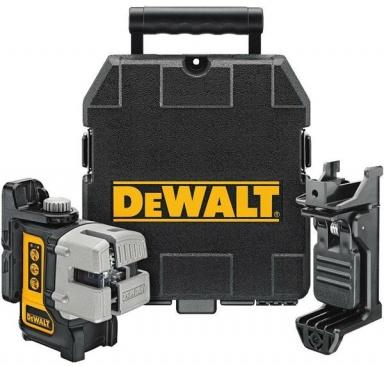 DeWALT DW089K samonivelační křížový laser