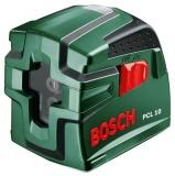 Křížový laser Bosch PCL 10