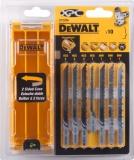 DeWALT DT2296 sada plátků 10 dílů