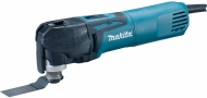 Makita MultiTool TM3010CX5J multifunkční bruska
