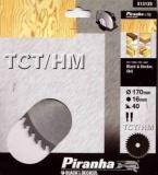 Pilový kotouč Black&Decker TK X13125 170 x 16,0 mm x 40 zubů