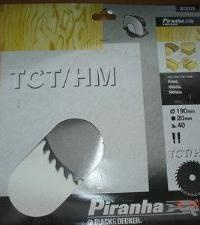 Pilový kotouč Black&Decker TK X13175 190 x 20,0 mm x 40 zubů