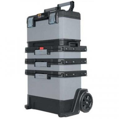 Stanley FatMax 1-95-622 kovoplastový pojízdný montážní box