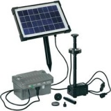 Čerpadlový systém solární Esotec Palermo LED