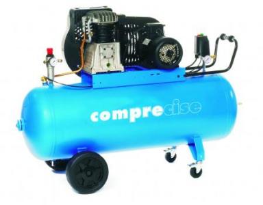 P100/400/3 - Kompresor s olejovou náplní - pomaloběžný