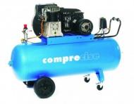 P200/400/4 - Kompresor s olejovou náplní - pomaloběžný