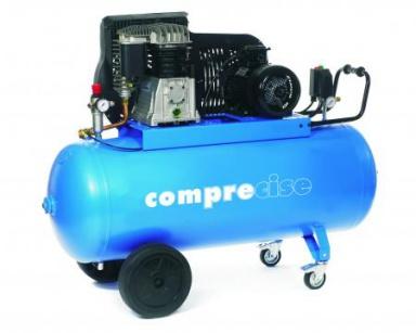 P200/400/5,5 - Kompresor s olejovou náplní - pomaloběžný