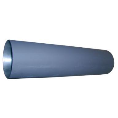 roura kouřová 125mm/1000 t.1,5mm ČER