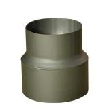redukce trubková 180/150mm (d.160mm) t.1,5mm ČER