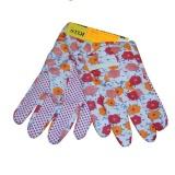 rukavice AVOCET bavlna/PH terčíky