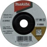 Makita A-80852 100 mm brusný kotouč na nerez