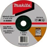 Makita A-80880 180 mm brusný kotouč na nerez