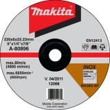 Makita A-80896 230 mm brusný kotouč na nerez
