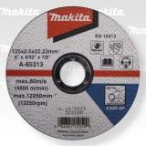 Makita A-85313 125x2,5x22 mm řezný kotouč na ocel