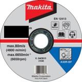 Makita B-10665-5 355x3x25,4 5ks řezných kotoučů na ocel
