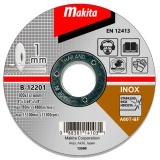 Makita B-12201 100x1,0x16 řezný kotouč na nerez
