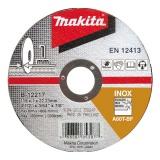 Makita B-12217 115x1,0x22 řezný kotouč na nerez