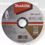 Makita B-12239 125x1,0x22 řezný kotouč na nerez