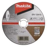 Makita B-12251 150x1,6x22 řezný kotouč na nerez