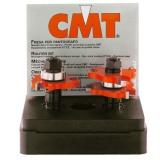 CMT Sada pro pero a drážku - D47,6x19 H12,8 S=12 HM