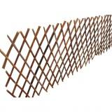 mřížka zahradní skládací 90x180cm dřev.