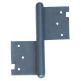 závěs dveřní 120mm L Zn            (10ks)