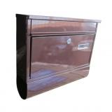 schránka poštovní RADIM 360x320x90mm HN s rourou