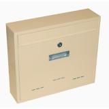 schránka poštovní RADIM V 360x310x90mm BÉŽ
