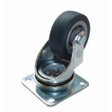 kolečko na parkety otočné 30mm gum. (4ks)