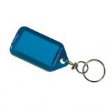 visačka na klíče 5,5x2,9cm PH  s krouž.mix barev (3ks)
