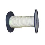 šňůra PA s duší 6mm BÍ pletená  (100m)