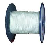 šňůra PA bez duše 2mm BÍ pletená (200m)