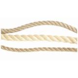 lano přírodní 20mm stáčené s PP    (45m)