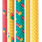 lano PPV bez duše 14mm barevné pletené (50m)