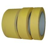páska krepová 25mmx50m ŽL do 60 stupňů