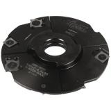 IGM F602 Stavitelná Drážkovací Fréza - D140x5-9,5 d30 Z4+4 MEC