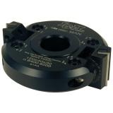 IGM F607 Úhlová stavitelná fréza +-45° MAN - D120x40 d30 Z2 ALU