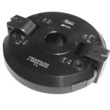 IGM F607 Úhlová stavitelná fréza +-90° MAN - D160x50 d30 Z2 ALU