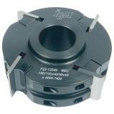 IGM Univerzální frézovací hlava MEC - D120x40-50 d30 Z4 OCEL
