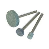 Sada brusných hrotů z karbidu křemíku 3ks, D5-9-20mm S=3,2mm