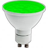 žárovka LED pr.60mm,GU10,MR20,4W/250lm/3000K,ZE,stmívatelná