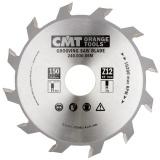 CMT Industrial Drážkovací kotouč