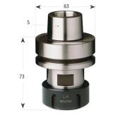 IGM Upínací hlava HSK F63 ER32 pro CNC Pravo-Levotočivá