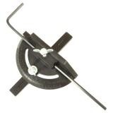 IGM Úhlové pravítko pro frézovací stolky