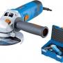 Narex EBU 125-14 C (T-Lock) úhlová bruska