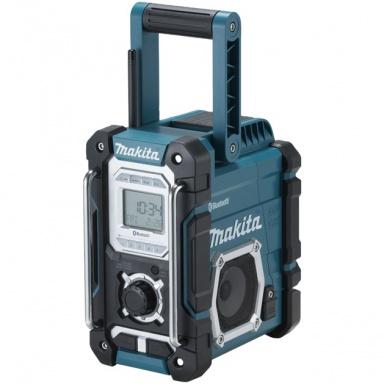 Makita DMR108 aku rádio, bez aku a nabíječky
