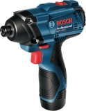 """Bosch Professional GSR 120-LI vrtácí šroubovák + GDR 120-LI rázový utahovák 1/4"""""""