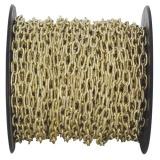 řetěz Z 50/4, pu HN brynýrovaný  (20m)